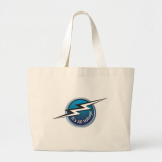 It's All Voltage Jumbo Tote