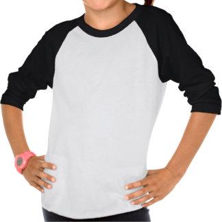It's almost Friday Girls' American Raglan T-Shirt