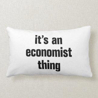 its an economist thing lumbar pillow