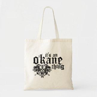 It's An O'Kane Thing Budget Tote Bag