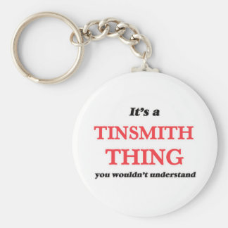 It's and Tinsmith thing, you wouldn't understand Key Ring
