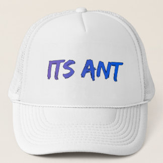 Its Ant hat