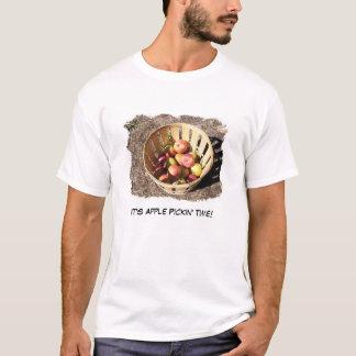 It's Apple Pickin' Time! T-Shirt