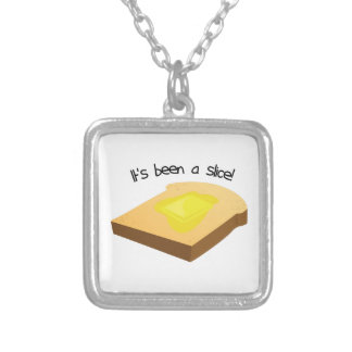 It's Been A Slice! Necklace