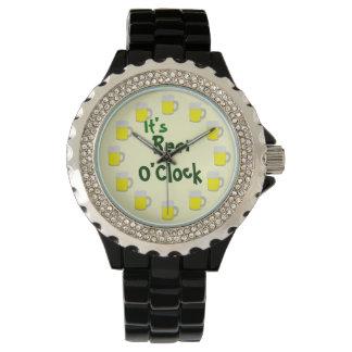 It's Beer O'Clock Watch