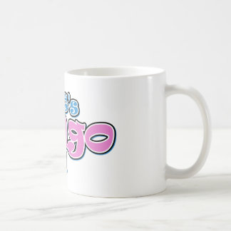 It's Bingo TIme Coffee Mug