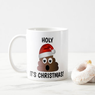 IT'S CHRISTMAS! COFFEE MUG