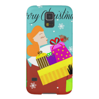 it's Christmas!!! Galaxy S5 Cases