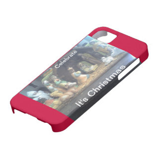 It's Christmas Iphone5 hardshell case iPhone 5 Cover