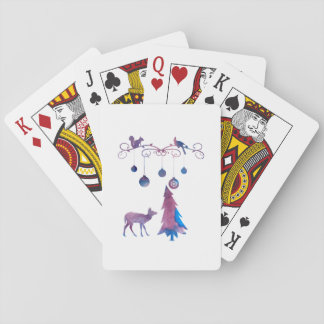It's Christmas! Playing Cards