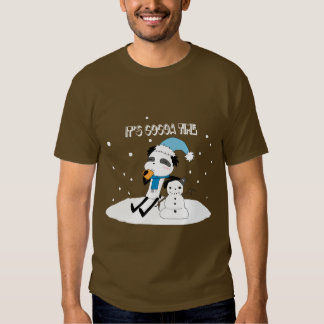 It's Cocoa Time - dark T-shirt
