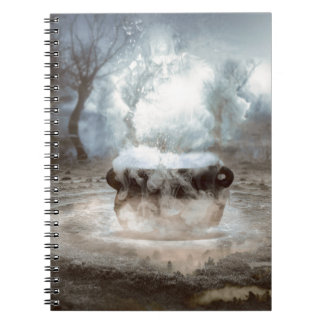 its coming spiral notebook