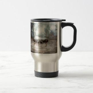 its coming travel mug