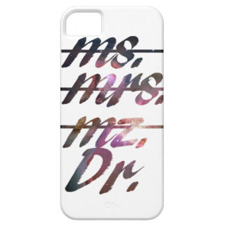 It's Dr. to you iPhone 5 Cover