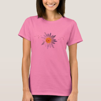 It's Earth Day Every Day Waterlily T-Shirt