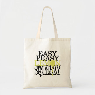 It's Easy Peasy Lemon Squeezy! Tote Bag