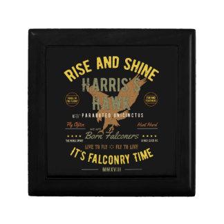 It's Falconry Time! Harris's Hawk Gift Box