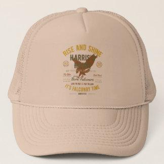 It's Falconry Time! Harris's Hawk Trucker Hat