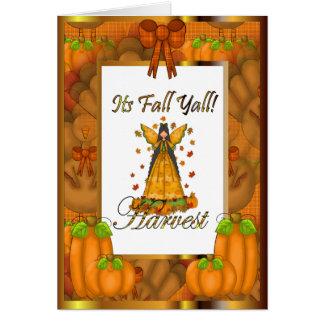 It's Fall Ya'll Card