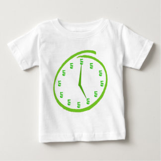 It's Five O'Clock Somewhere Baby T-Shirt