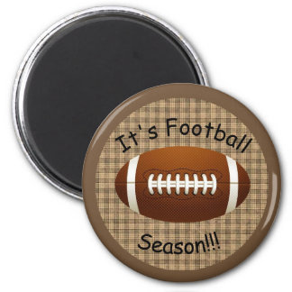 It's Football Season  Magnet