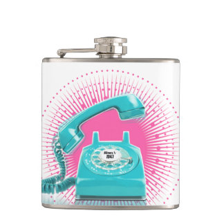 It's for you! Flask