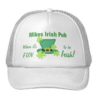 Its Fun to Be Irish St. Patrick's Day Cap