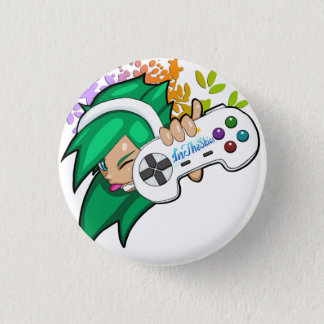 ITS GamerGirl Small Button