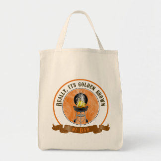 Its Golden Brown Father s Day Tote Bag