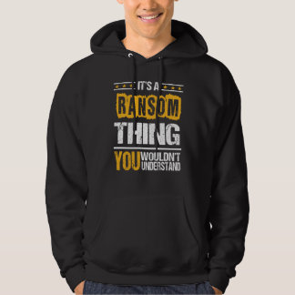 It's Good To Be RANSOM Tshirt