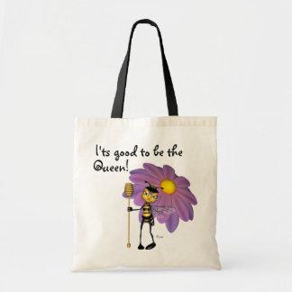 It's good to be the Queen! - Queen Bee Bag