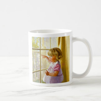 It's Grandma and Grandpa Classic White Coffee Mug