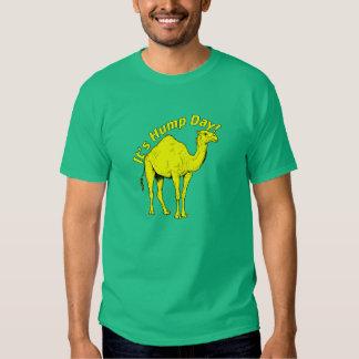 It's Hump Day T-shirts