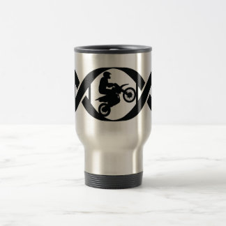 It's In My DNA - Motorcycles Travel Mug