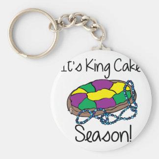 Its King Cake Key Chains