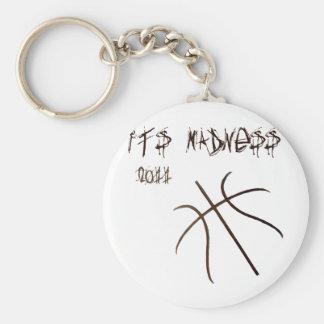 It's Madness Key Chain
