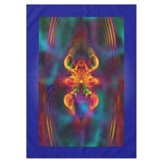 IT'S MAGIC Apopphysis Fractal II + your idea Tablecloth