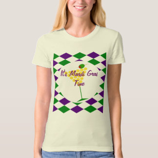 It's Mardi Gras Time T-Shirt