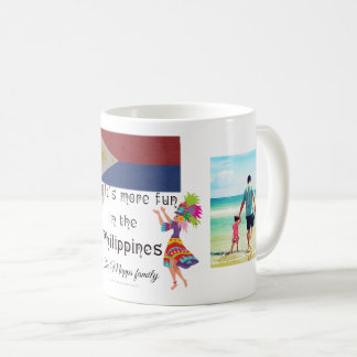 It's more fun in the Philippines -  Family Coffee Mug