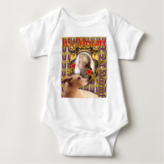 It's Mozart Baby Bodysuit