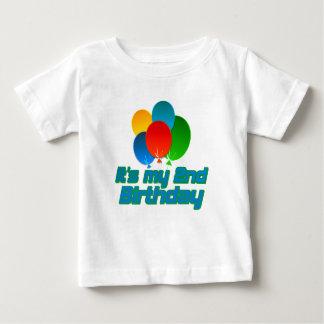 Its my 2nd Birthday Baby T-Shirt