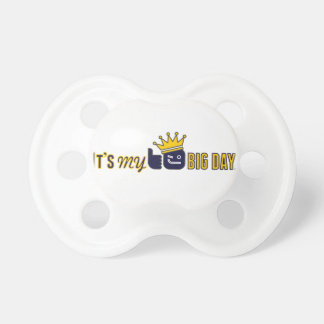 It's My BIG DAY Pacifiers H
