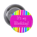 It's my Birthday! Pins