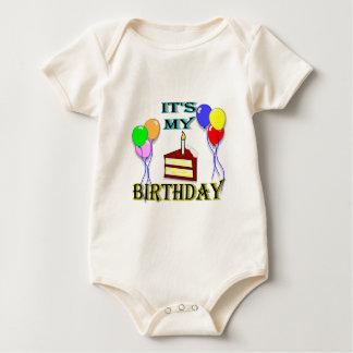 It's My Birthday with Cake T-Shirt