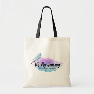 It's My Journey Logo Small Tote
