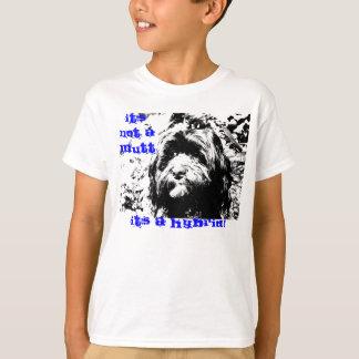 It's not a mutt, it's a hybrid! shirts