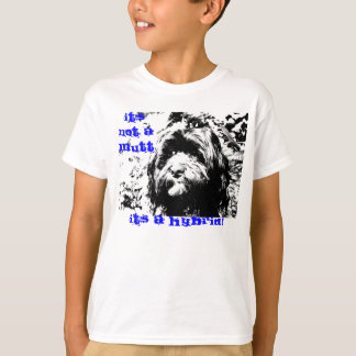 It's not a mutt, it's a hybrid! T-Shirt