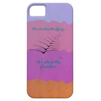 It's Not About the Flying... iPhone 5 Cover