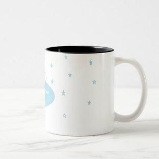 It's Not Coffee - Kawaii Two Tone Mug