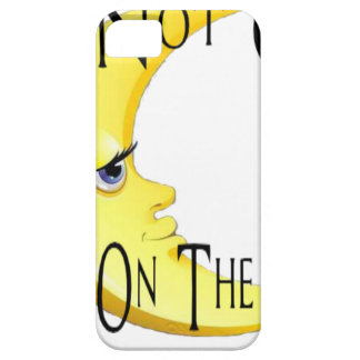 Its not gay if its on the moon case for the iPhone 5